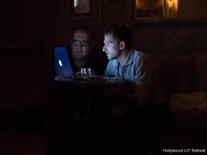 HLIT 2014 Clark Langon & Scott Cherhoniak