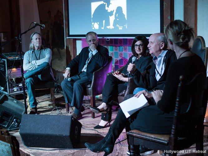 HLIT 2014 Film & TV Panel 2