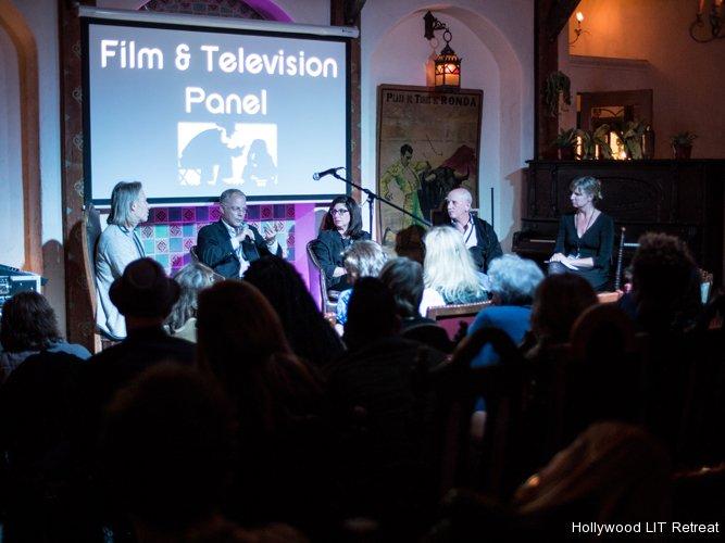 HLIT 2014 Film & TV Panel