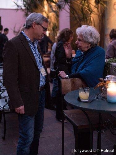 HLIT 2014 Glen Margolis & Eileen Isenberg
