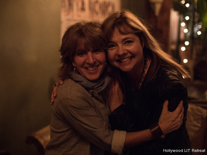 HLIT 2014 Lynn Isenberg & Karen Waldron