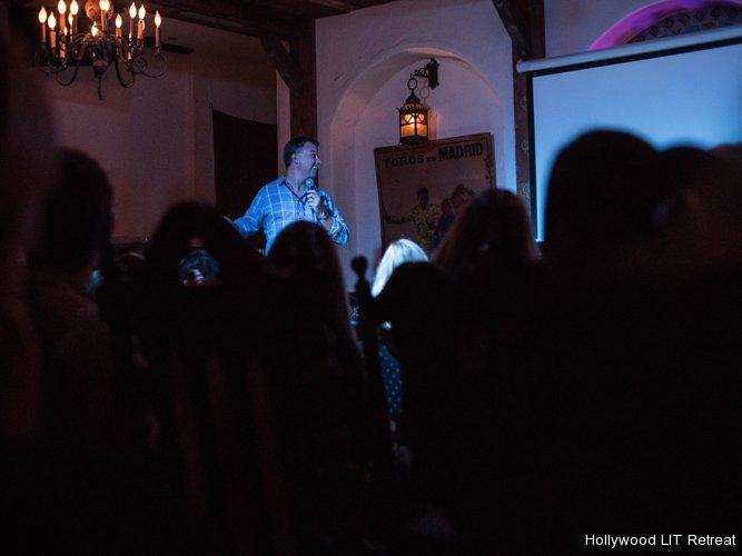 HLIT 2014 Steve Parrott 2