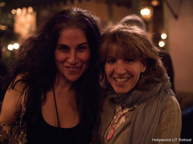 HLIT 2014 Wendy Hammers & Lynn Isenberg
