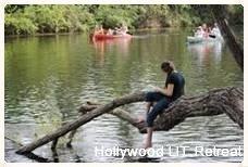 Hollywood LIT Urban Austin Retreat Nature