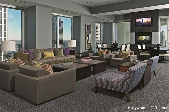 Hollywood LIT Urban Austin Retreat Conference Room